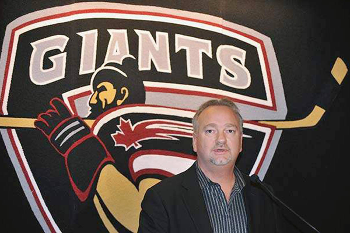 Vancouver Giants president, governor and majority owner Ron Toigo welcomed the provincial announcement made on Monday, Mar. 1, 2021 that the province could soon allow WHL teams to resume competitive play. (Vancouver Giants/Special to Langley Advance Times)
