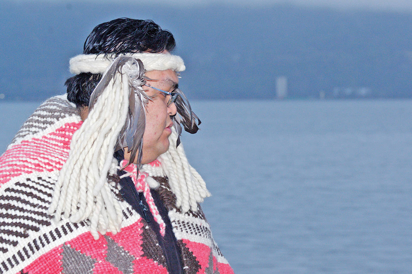 Chief Don Tom of the Tsartlip First Nation was outraged after Green MLA Adam Olsen revealed on social media that the community had been experiencing a COVID-19 outbreak – a fact the First Nation had chosen to keep private to avoid racist backlash as experienced by the Cowichan Tribes when an outbreak was declared there in January. (Black Press Media file photo)