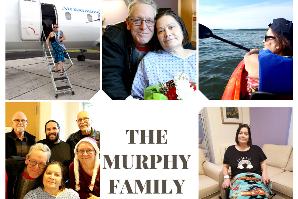 The Murphy family was chosen for an Acts of Kindness' Extreme Home Repair which will take place April 30 to May 24. (Special to The Star)