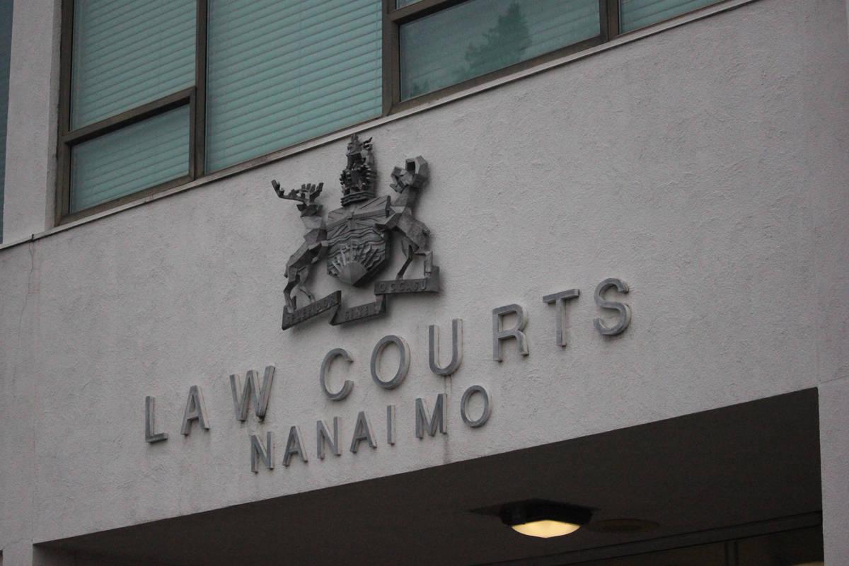 Nanaimo Courthouse. (News Bulletin file photo)