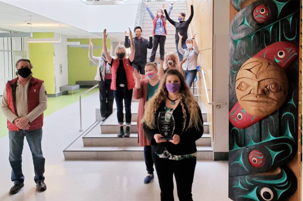 The Chilliwack YMCA is a recipient of the Fraser Valley Cultural Diversity Awards in the category of Inclusive Environment – Large Organizations.