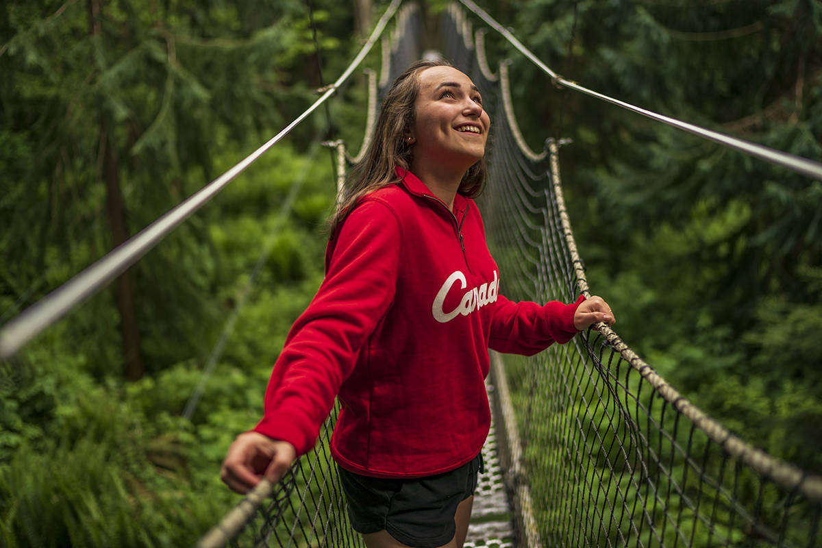 The UBC Botanical Garden and Greenheart TreeWalk are among the many Vancouver Attractions welcoming guests this spring. Save 35 per cent when you purchase tickets for three or more attractions until April 30! John Lehmann photo.