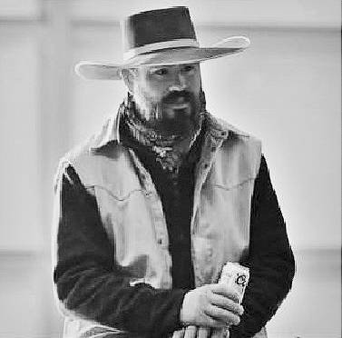 Merritt cowboy Ben Tyner, who went missing in Jan. 2019, date unknown. Photo credit: Facebook