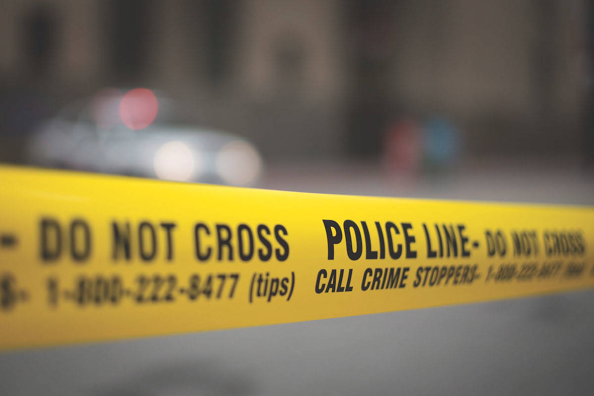Police are investigating after human remains were found in Greentree Village Park in Burnaby Thursday, March 18. (THE CANADIAN PRESS)