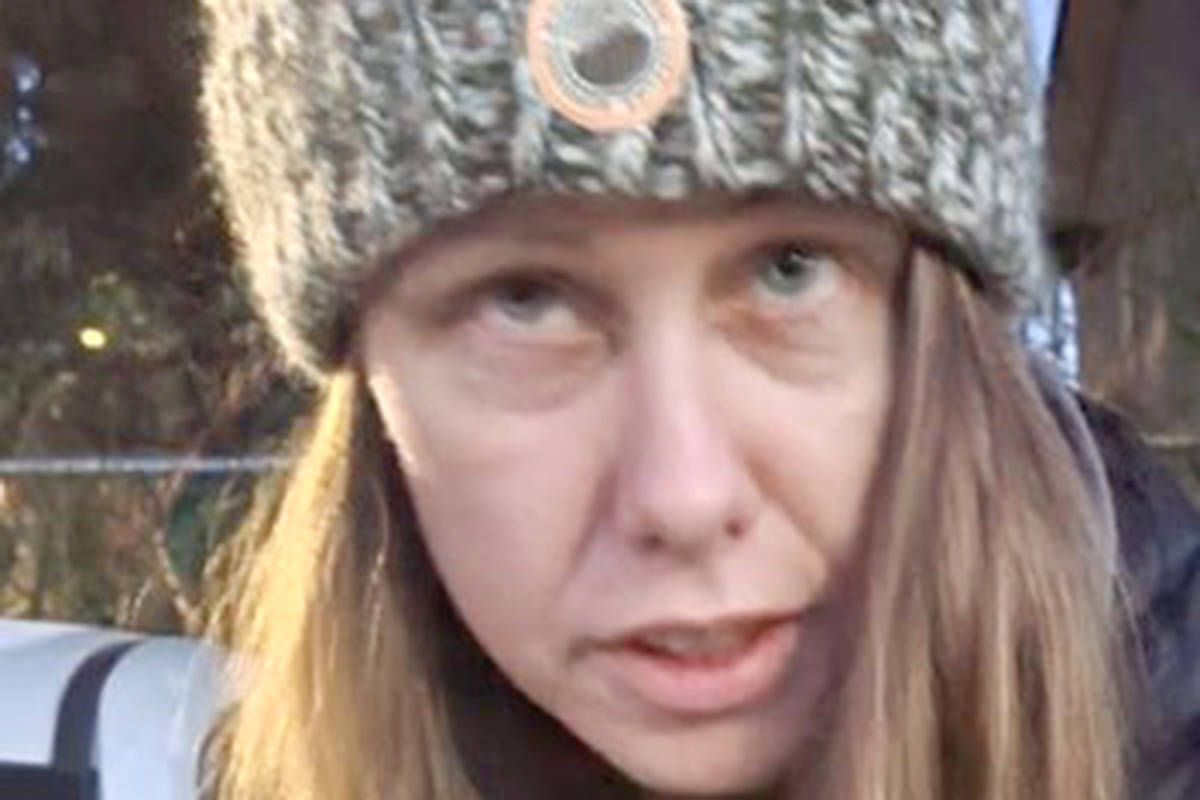 Langley RCMP is seeking the assistance of the public to locate 32-year-old Shanalee Dawn Farrow. She was last seen in Delta on March 15. (Langley RCMP)