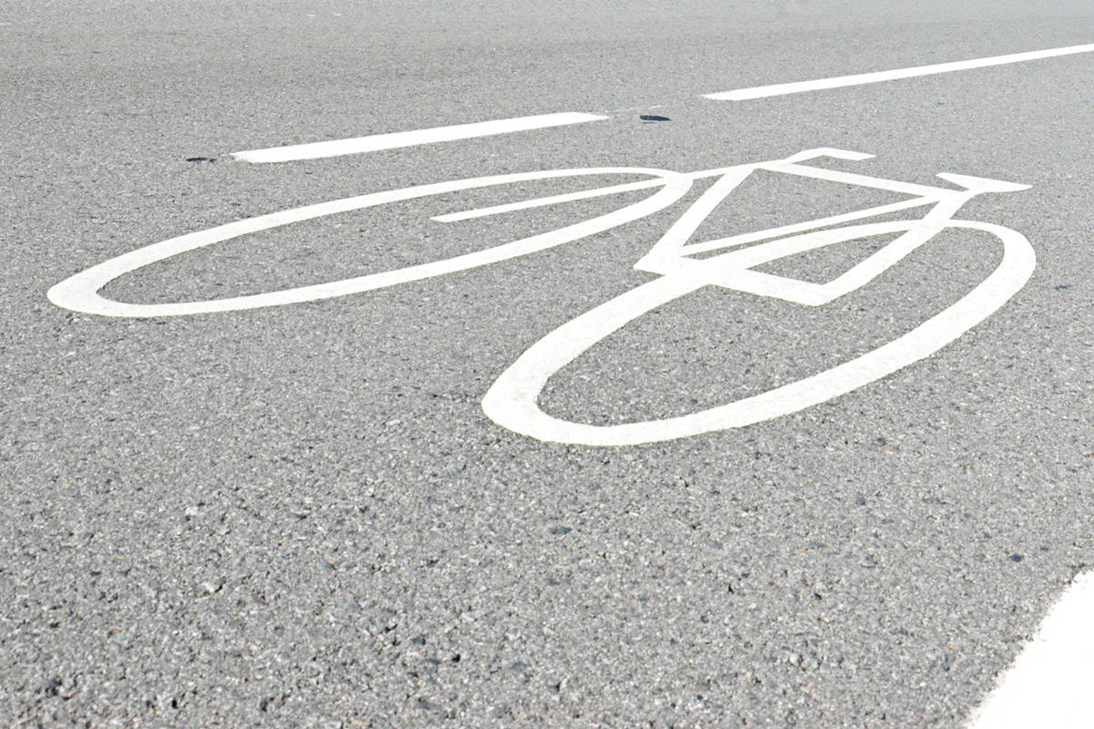 More and more families are cycling in North Langley and a local letter writer is concerned for people's safety. (Heather Colpitts/Langley Advance Times)
