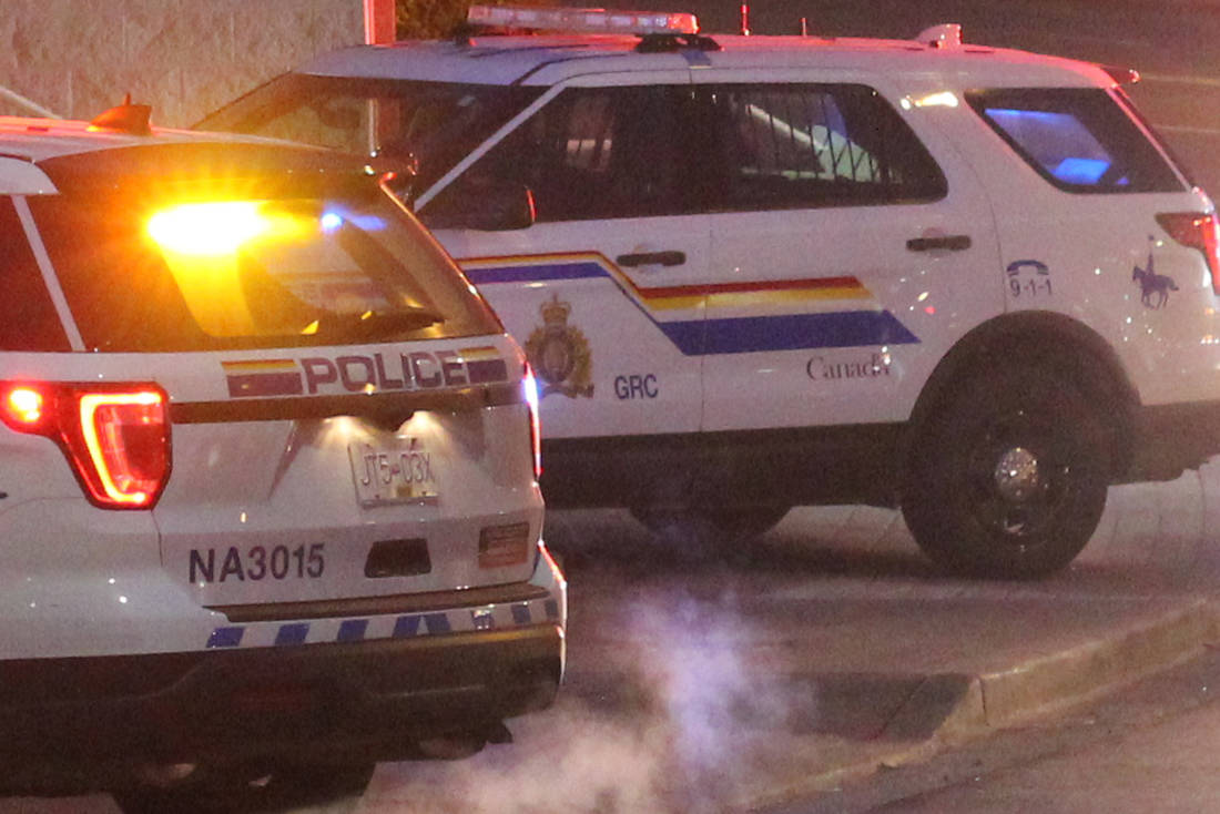 Nanaimo RCMP are looking for a suspect who rammed a police car to escape an arrest attempt.  (File photo)