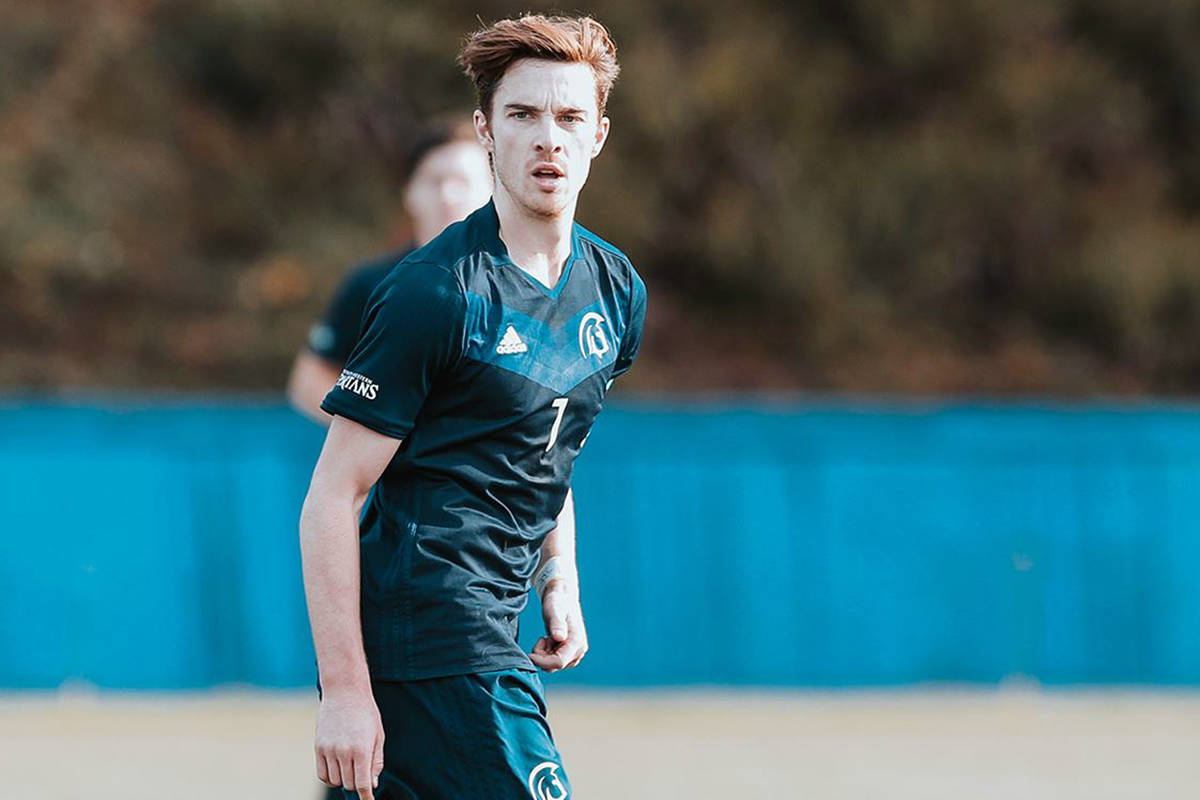 Aldergrove's Joel Waterman has been named to the roster of the national men's team (Trinity Western University file)