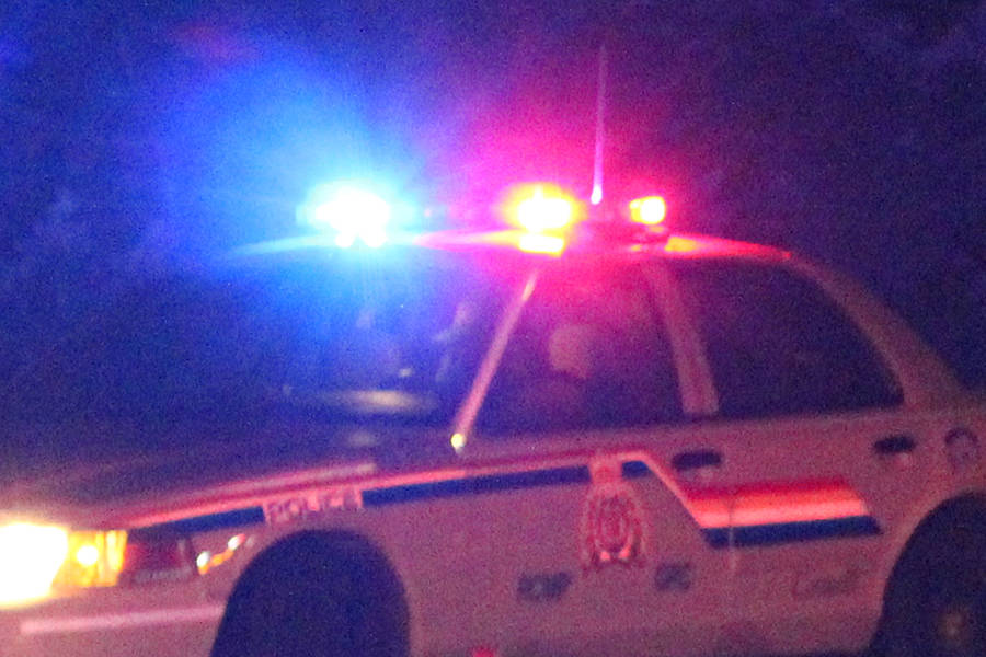 Vernon North Okanagan RCMP have joined colleagues in Midway in investigating a man allegedly impersonating a police officer and conducting traffic stops along highways. (File photo)