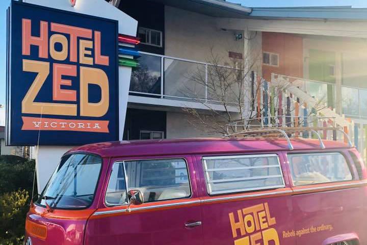 Hotel Zed Victoria. (Hotel Zed Victoria/Facebook)