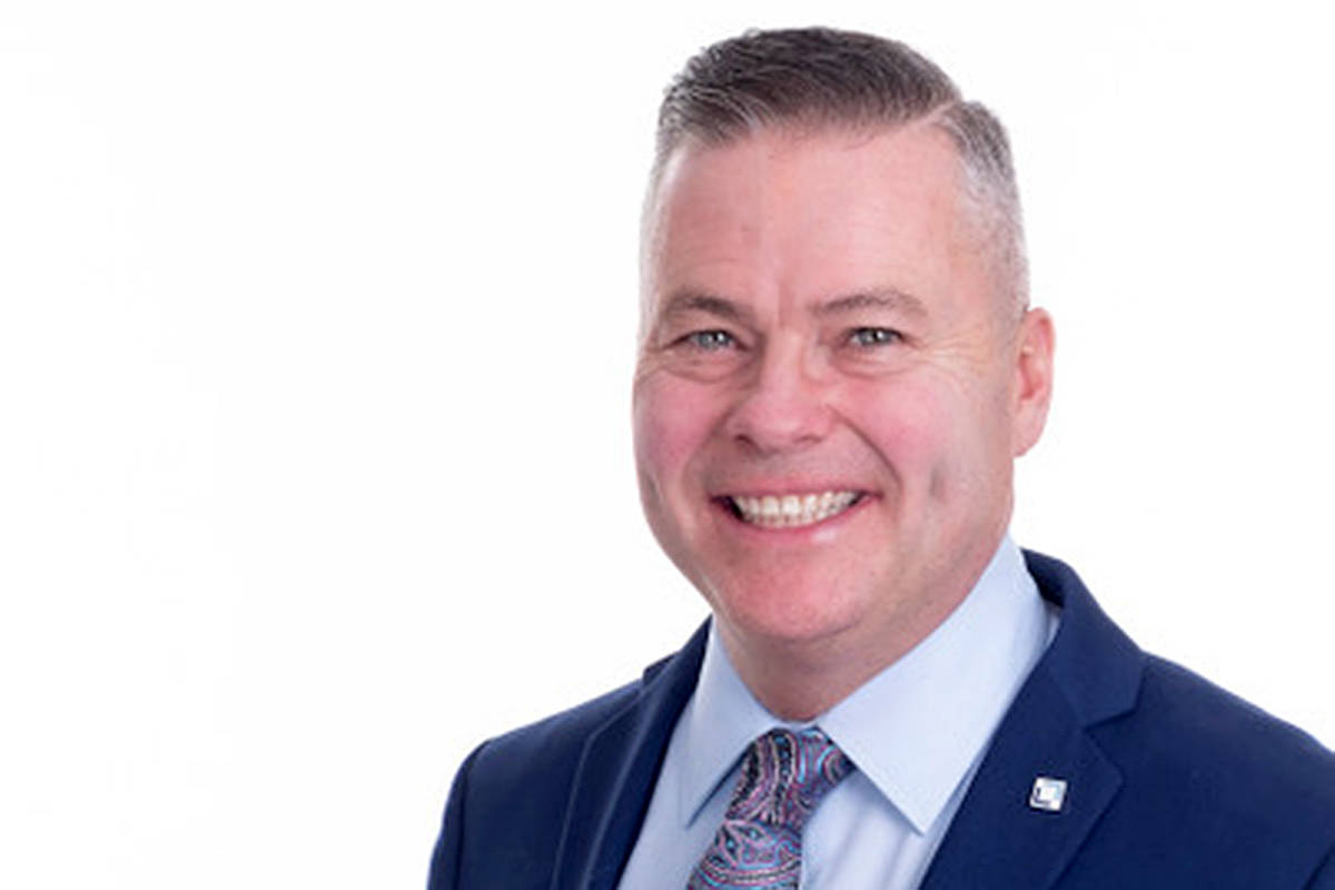 Fraser Valley Real Estate Board president Chris Shields