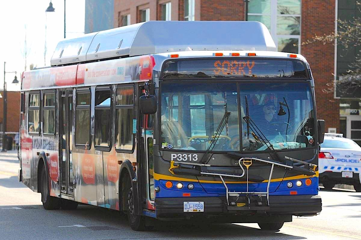 Starting July 1, passengers on public transit in Metro Vancouver will have to pay 2.3% more, garnering an additional $4 million in fare revenue for TransLink. (Black Press Media files)