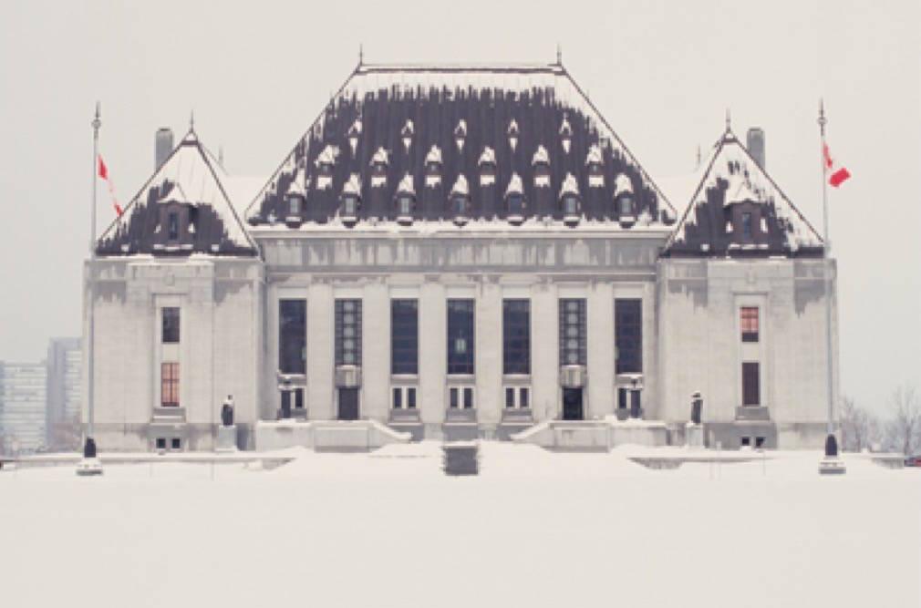 The Supreme Court of Canada. Photo: Supreme Court of Canada photo gallery