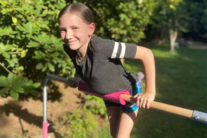 A GoFundMe campaign has been started for the family of Greta Loewen, 11, who has had serious complications from spinal surgery. Greta required the surgery to stabilize her spine, which was damaged from cancer treatment.