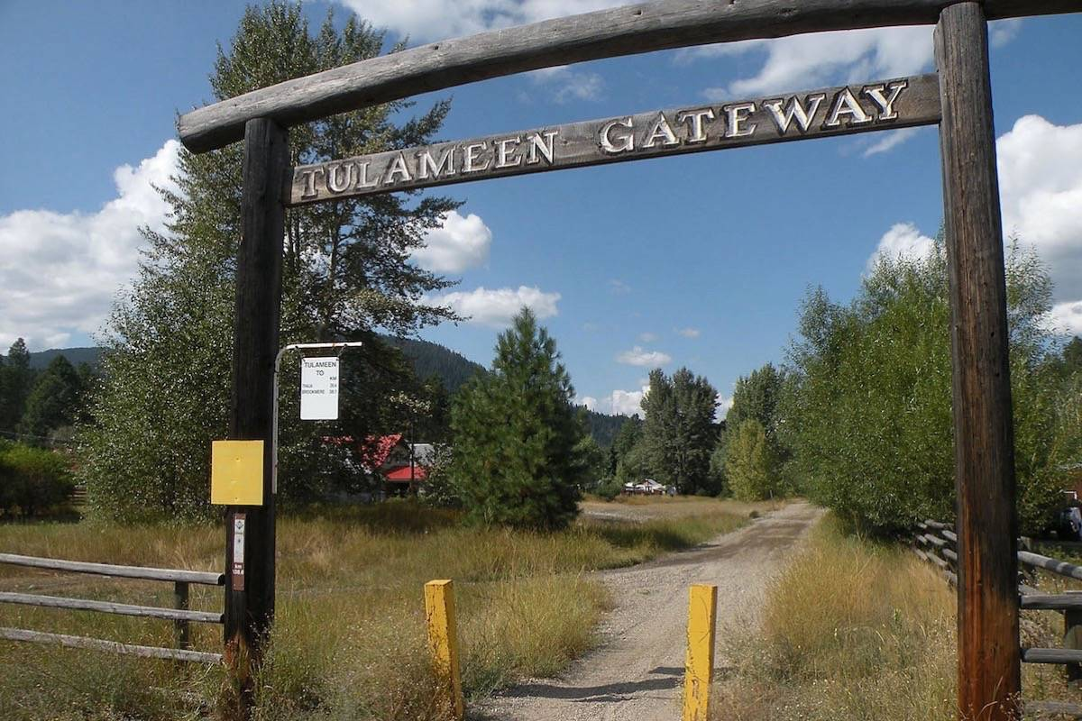 Kettle Valley Rail Trail winds through the Okanagan and Similkameen on railbed left from B.C.'s historical silver-mining boom. (Tom Fletcher/Black Press)