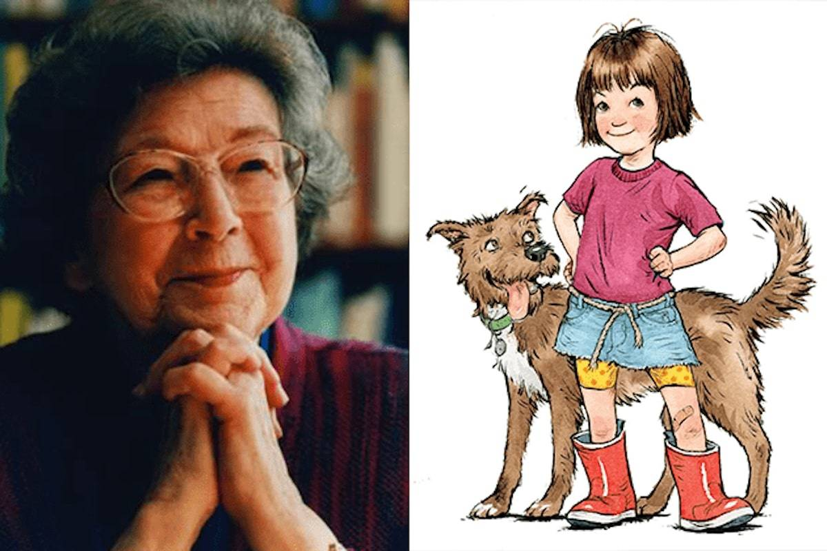Beloved children's author Beverly Cleary, whose characters Ramona Quimby and Henry Huggins enthralled generations of youngsters, has died. (Black Press Media files)