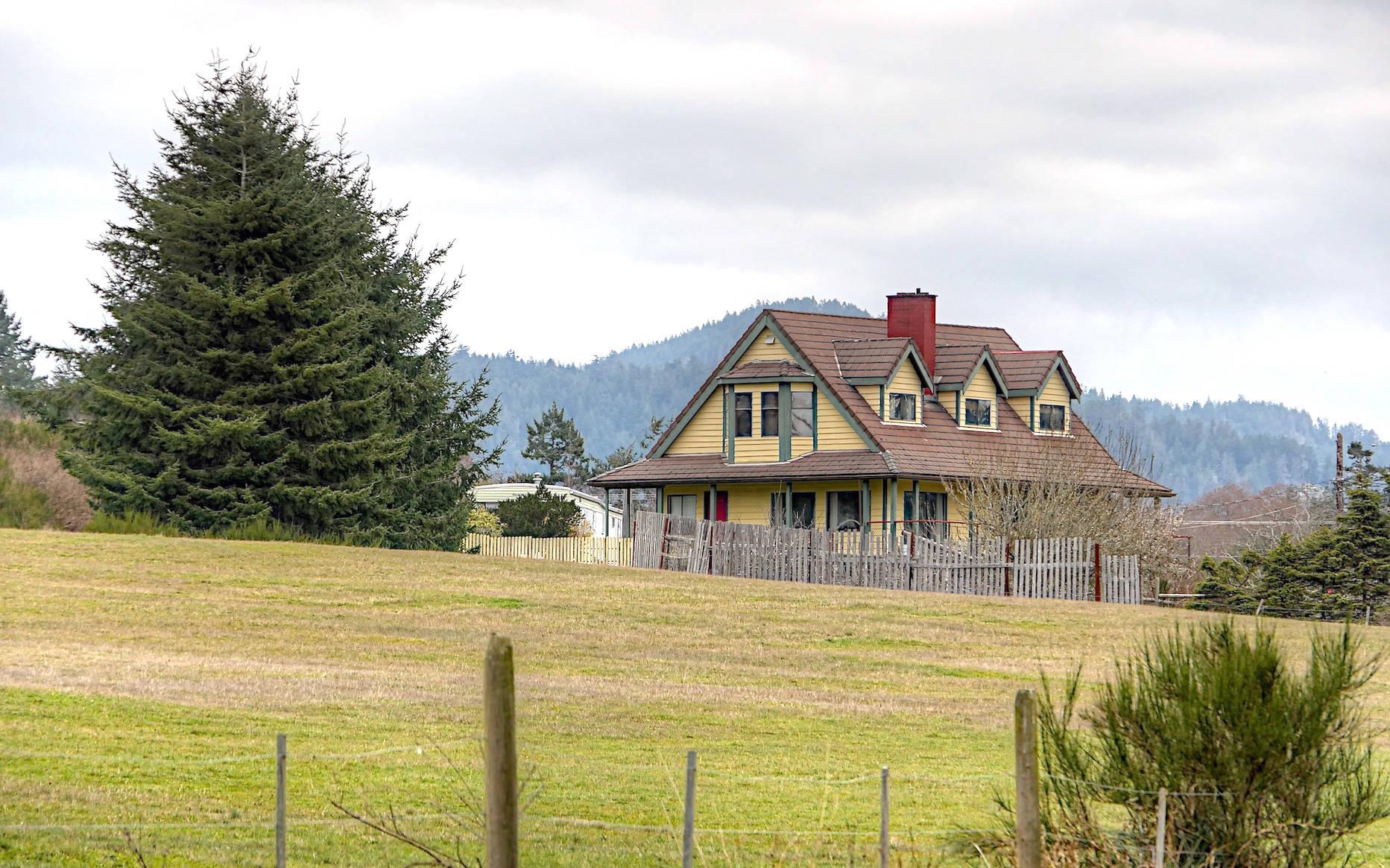 The Woodside Farm farmhouse. (Contributed photo)