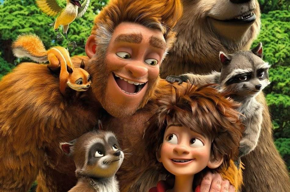 "Characters from the children's movie ""Bigfoot Family"" are shown in this handout photo. The Belgian director of the movie wants to thank the Alberta government's energy war room for starting a ""ludicrous"" controversy that increased the number of streams of the film. THE CANADIAN PRESS/HO, Ben Stassen *MANDATORY CREDIT*"