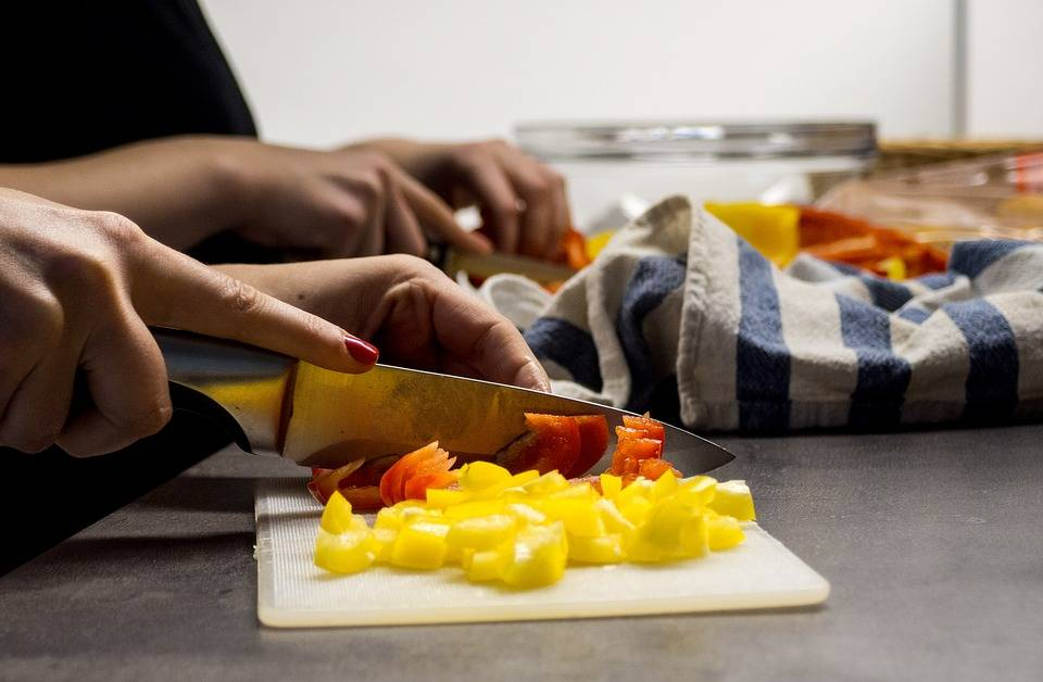 During the COVID-19 pandemic, some are taking extra time to prepare special home-cooked meals. (Stock photo)