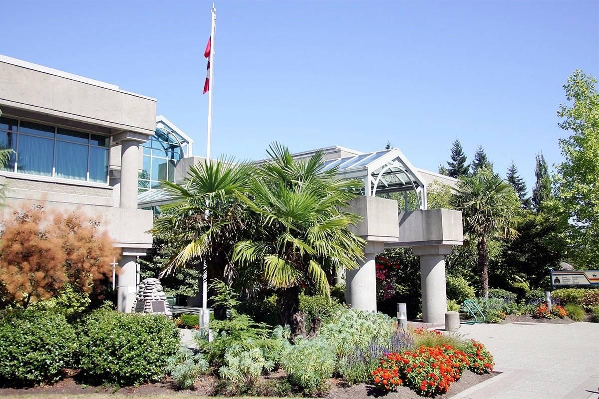 Surrey RCMP detachment in Newton. (File photo)