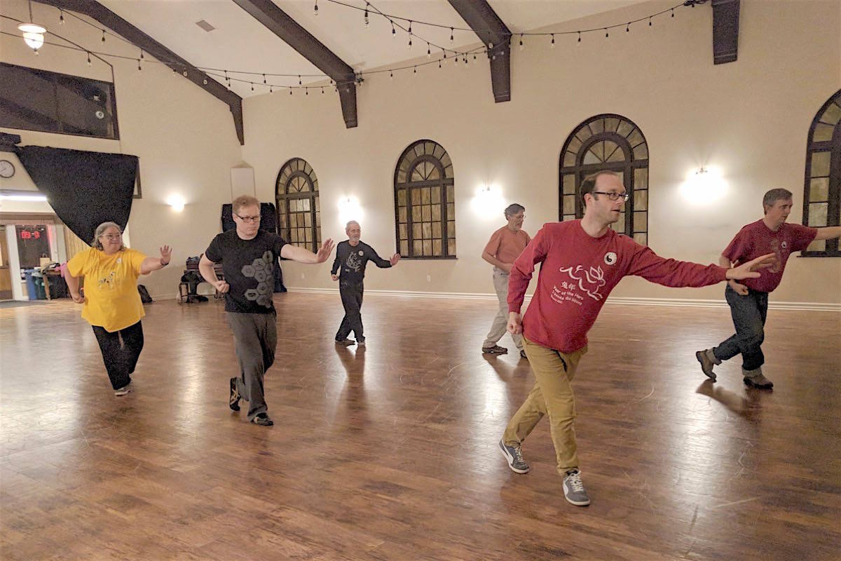 "Indoor Tai Chi classes are among the ""low-intensity"" group exercises that are prohibited across B.C. until April 20. (Grand Forks Gazette)"