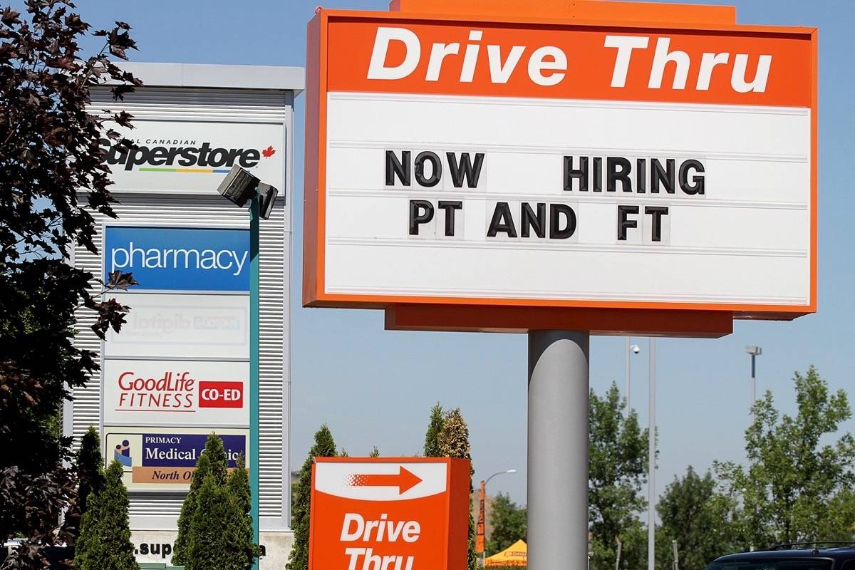 B.C. employers can apply for a tax credit for hiring, rehiring laid-off employees or increasing hours. (Vernon Morning Star)