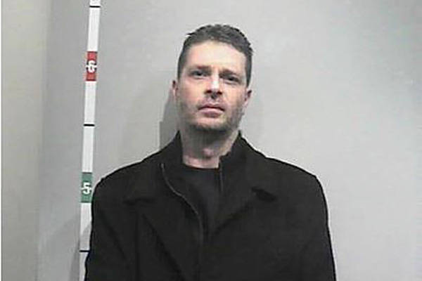 Michael Norberg is wanted on a Canada-wide warrant. (Surrey RCMP photo)