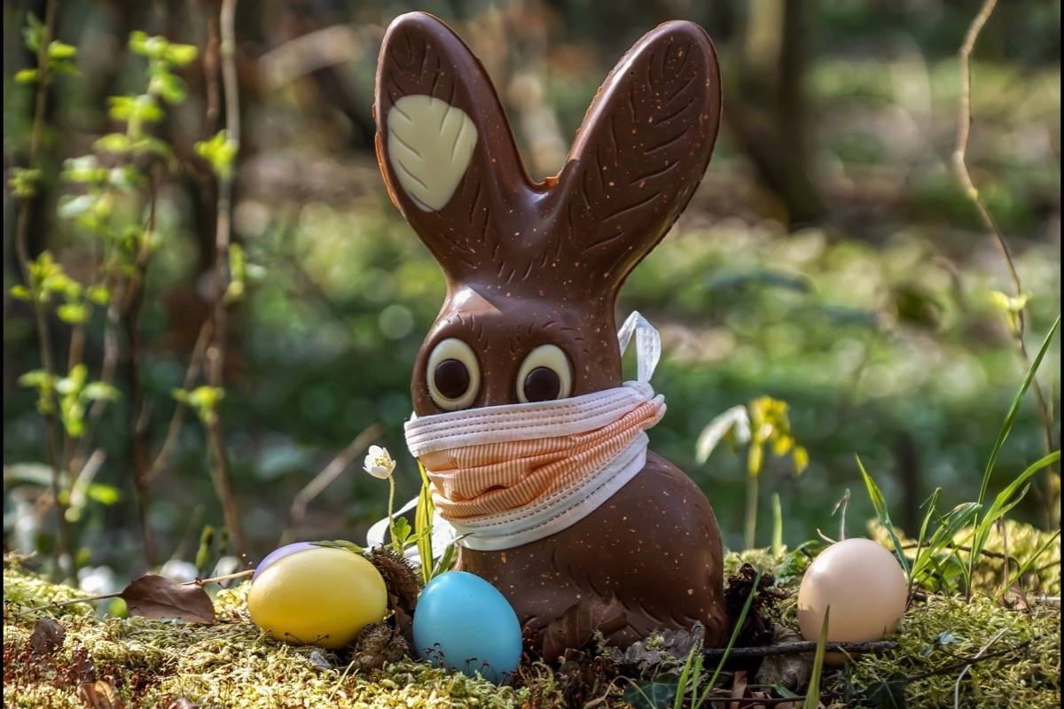 Easter is on Sunday, April 4, 2021. How much do you know about Easter history and traditions? (Pixabay.com)