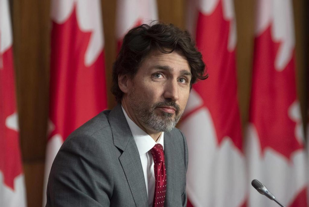 Grassroots Liberals have overwhelmingly endorsed a resolution calling on the federal government to develop and implement a universal basic income — despite Prime Minister Justin Trudeau's apparent lack of enthusiasm for the idea. THE CANADIAN PRESS/Adrian Wyld