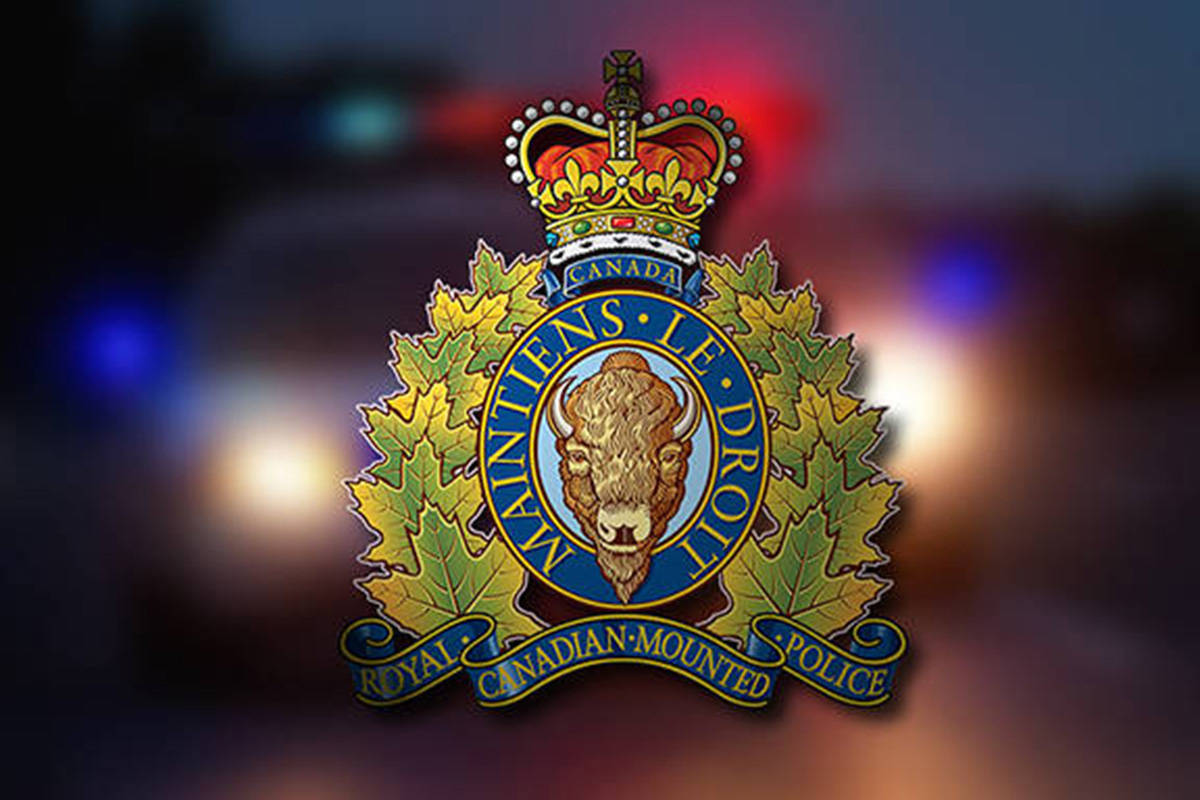RCMP crest. (Black Press Media files)
