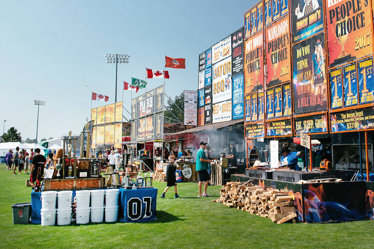 Ribfest 2019. (Aldergrove Star files)