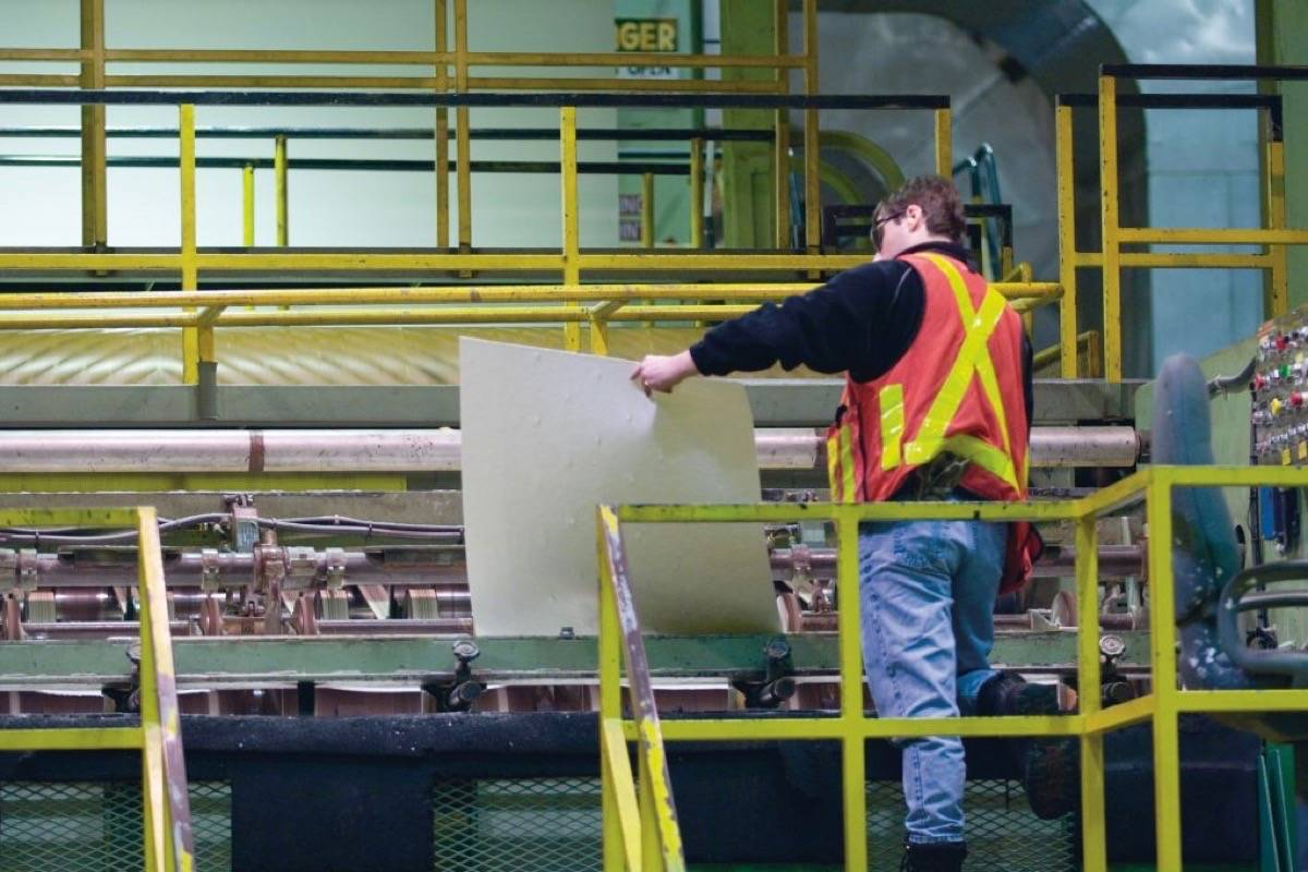 Paper Excellence took over Catalyst Paper operations in B.C. in 2018. (Paper Excellence photo)