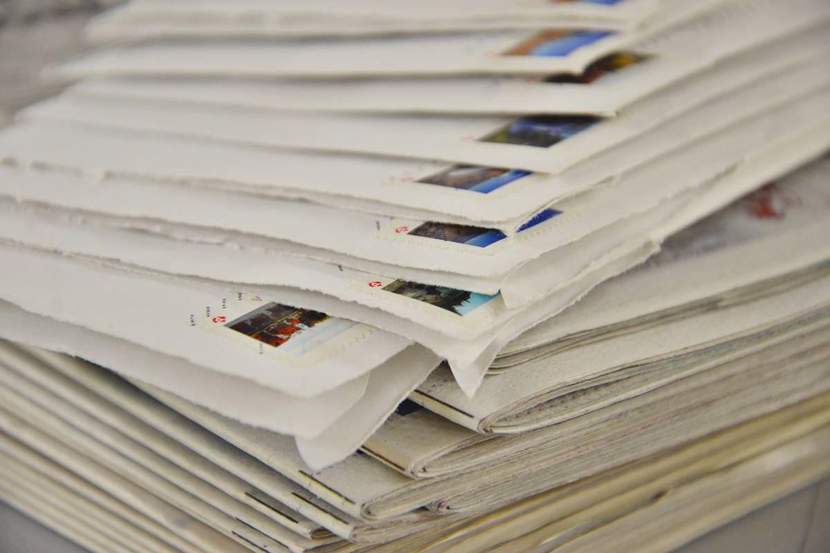 Have an opinion you'd like to share? Submit letters to the editor through our website, via email or the postal service. (Heather Colpitts/Black Press Media)