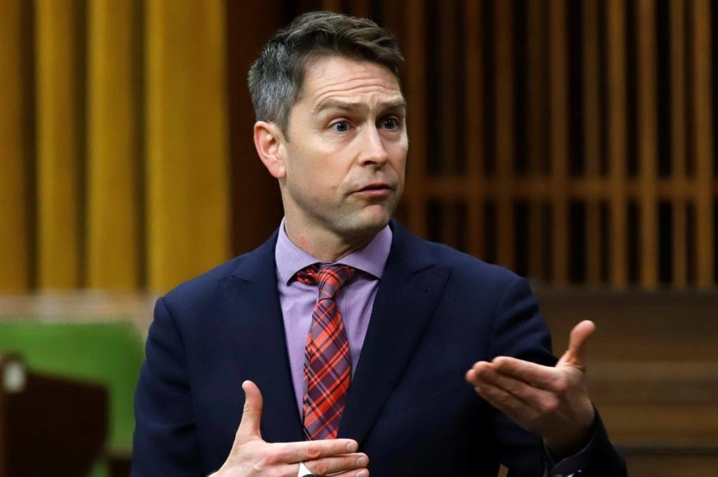 Parliamentary Secretary to Minister of Innovation, Science and Industry (Science) Will Amos during question period in the House of Commons on Parliament Hill. THE CANADIAN PRESS/ Patrick Doyle