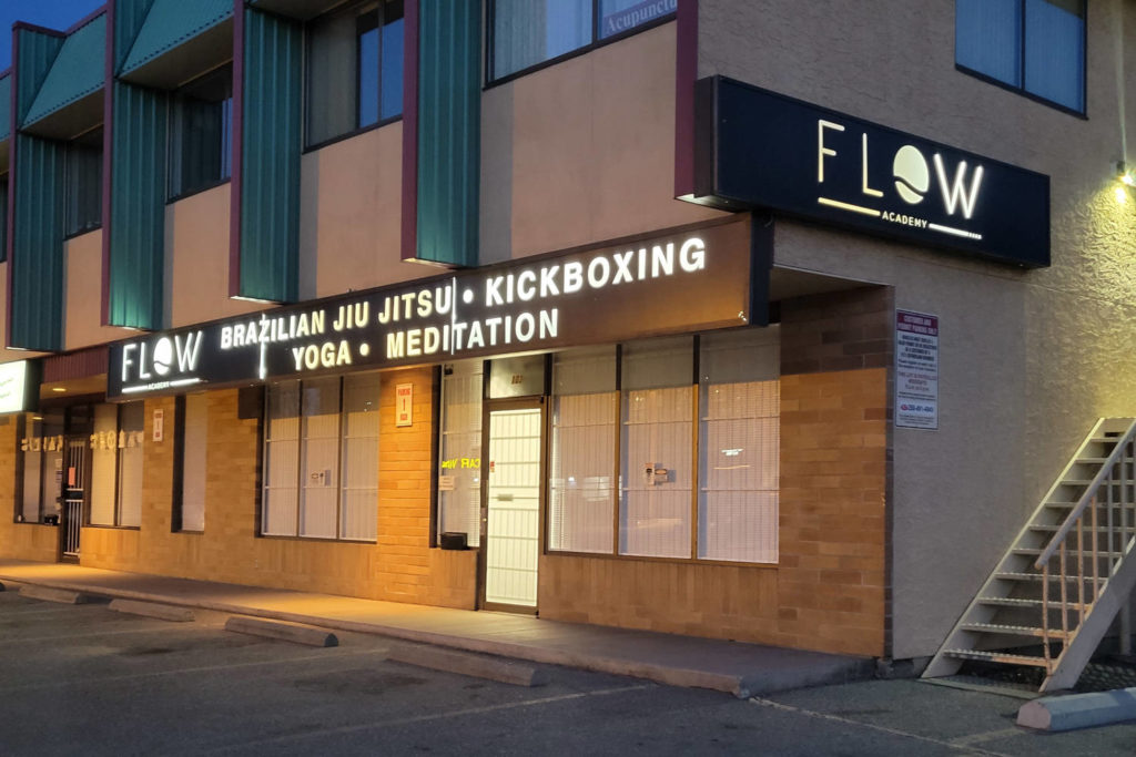 Flow Academy is located at 1511 Sutherland Avenue in Kelowna. (Michael Rodriguez - Capital News)