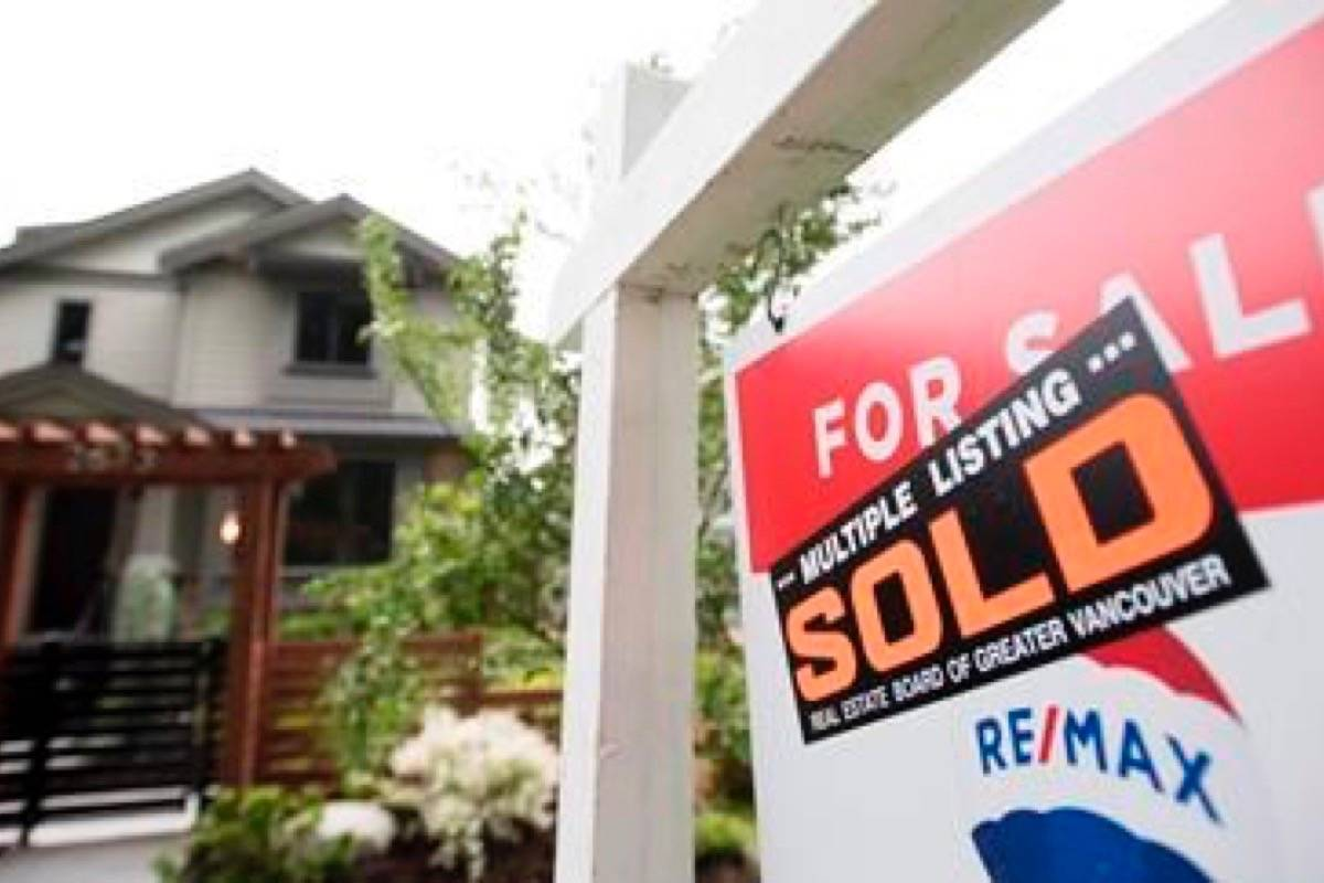 New figures show Canadian housing prices outpacing those in other developed countries. (Black Press Media file photo)