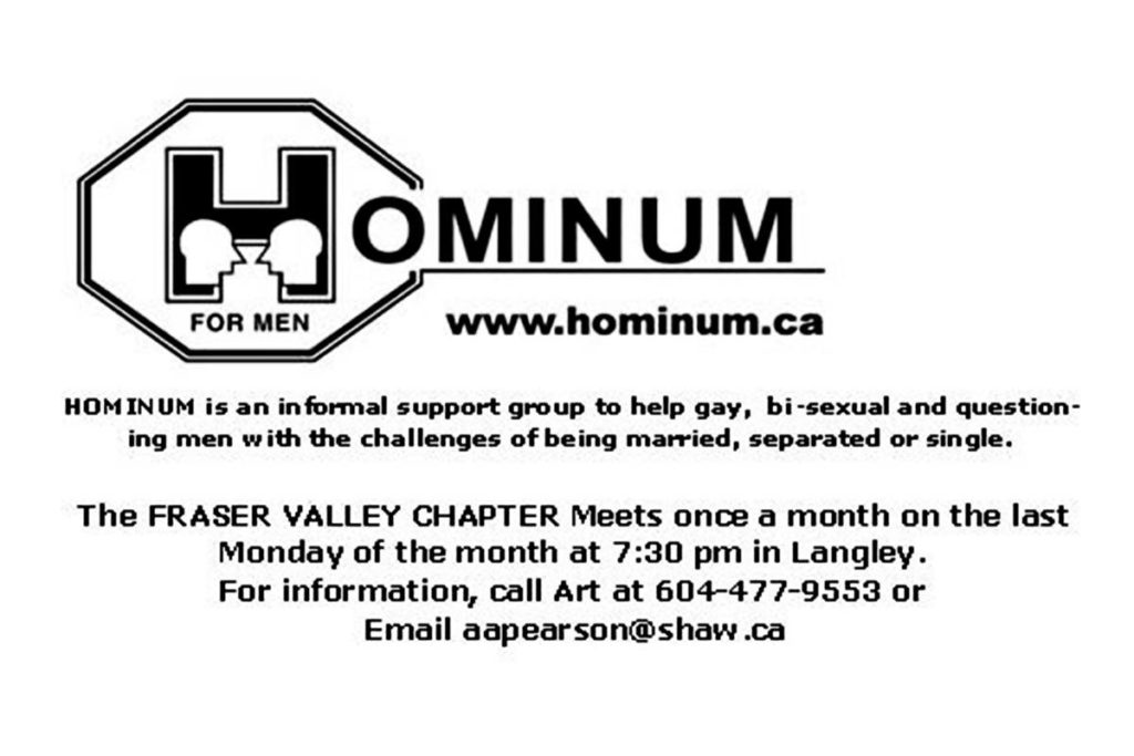 The group has monthly meetings which are currently held via Zoom. (Hominum graphic)