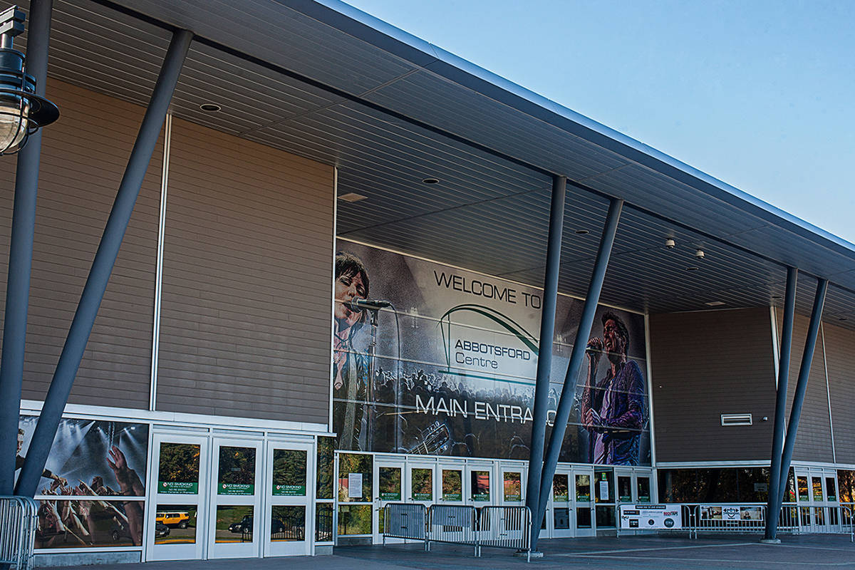 The Abbotsford Centre has the ability to host AHL level games if the Vancouver Canucks or any other NHL team chose to move its affiliate to the arena. (File photo)