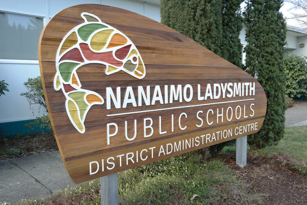 A teacher-librarian in Nanaimo was fired in 2019 for checking out an age-inappropriate graphic novel to a student. The discipline agreement was published Wednesday, April 21. (News Bulletin file photo)