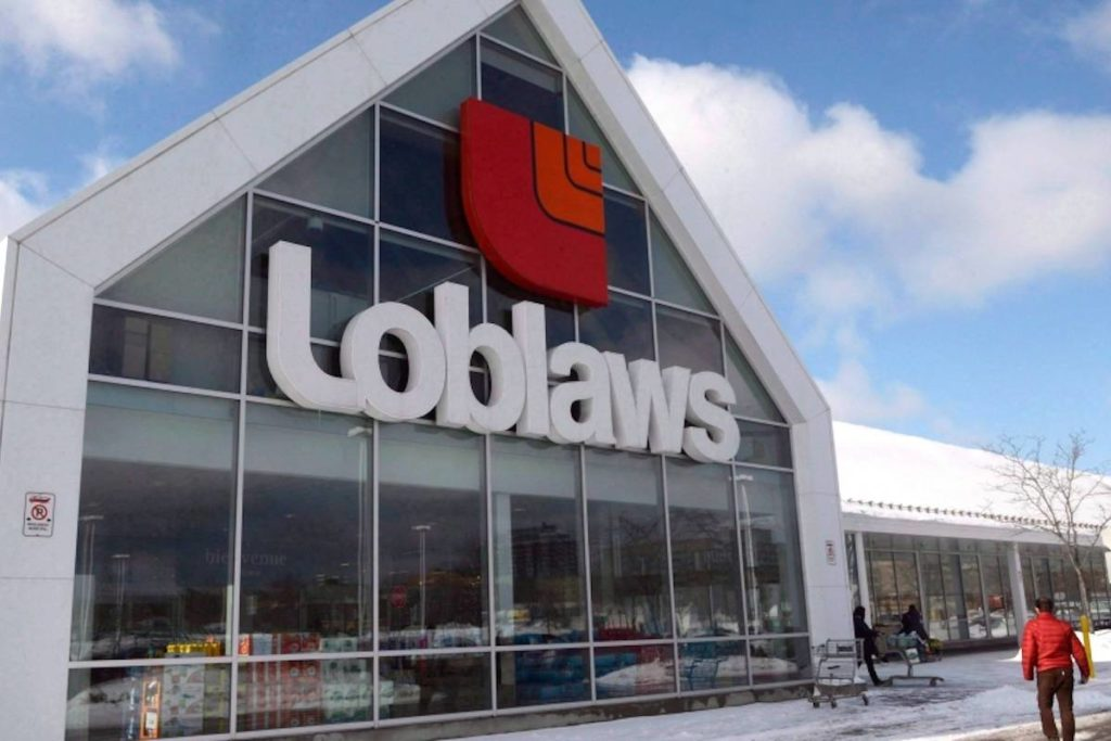 A Loblaws store is seen Monday, March 9, 2015 in Montreal. (THE CANADIAN PRESS/Ryan Remiorz)