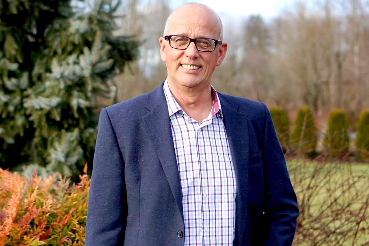 Tako van Popta, MP for Langley-Aldergrove. (file photo)