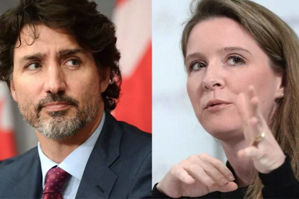 Elder Marques said Telford or her assistant contacted him in March 2018, to ask him to speak with the defence minister's top staffer about Gen. Jonathan Vance