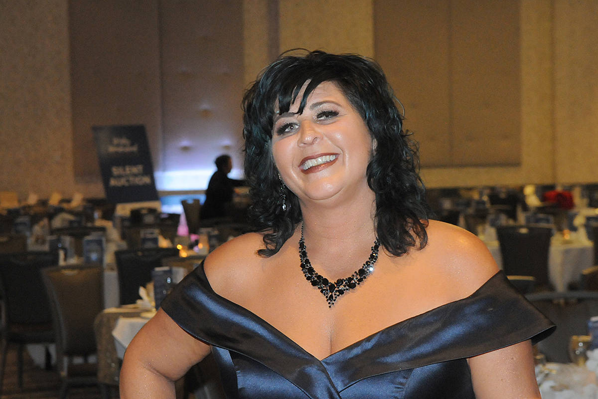 Langley City mayor Val van den Broek, seen here at the 2020 mayor's gala that has been the subject of two reviews (Langley Advance Times)