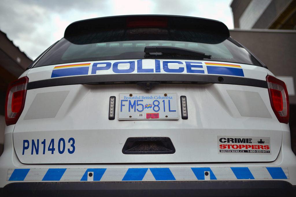 RCMP. (Phil McLachlan/Capital News)