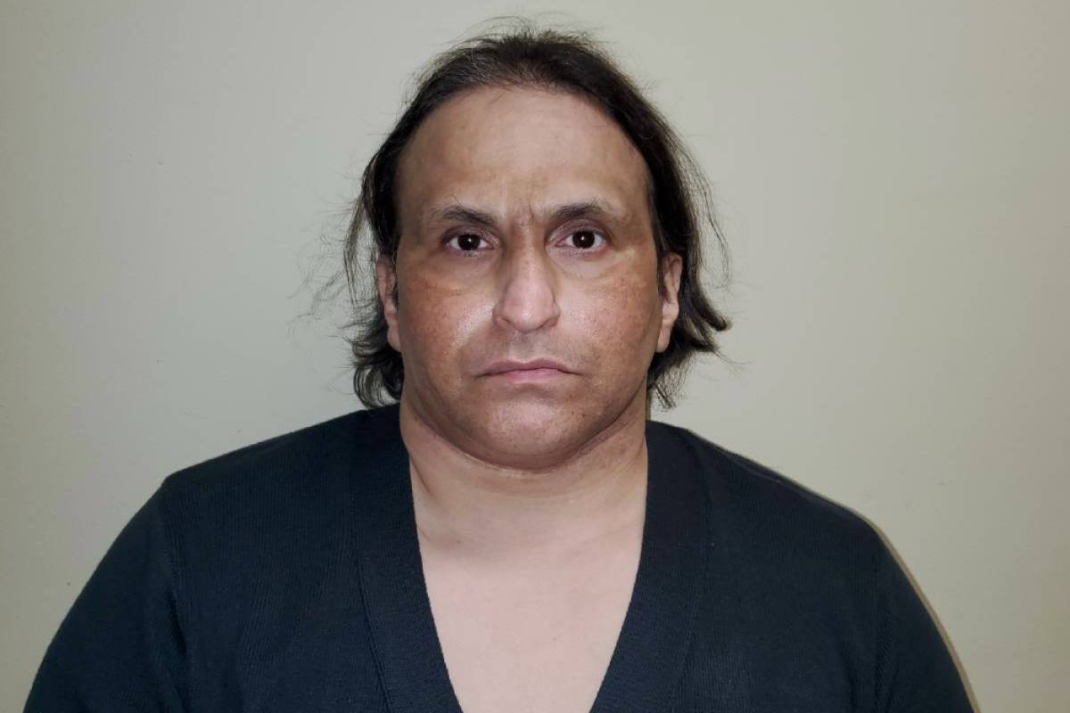 Jatin Patel, 46, is currently serving a seven-year-long supervision order for a sexual assault conviction and has been released under a strict number of conditions. (Vancouver Police)