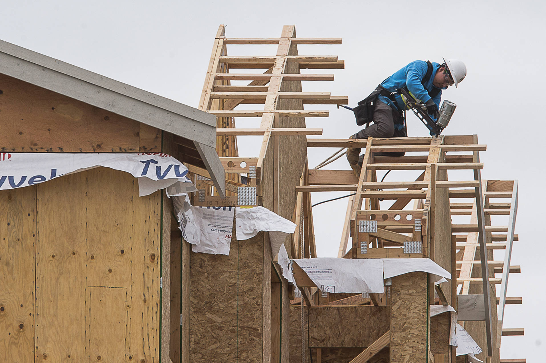 B.C.'s construction industry continues to be the No. 1 employer in B.C.'s goods sector, with more than 219,500 people relying directly on construction for a paycheque. (Black Press Media file photo)