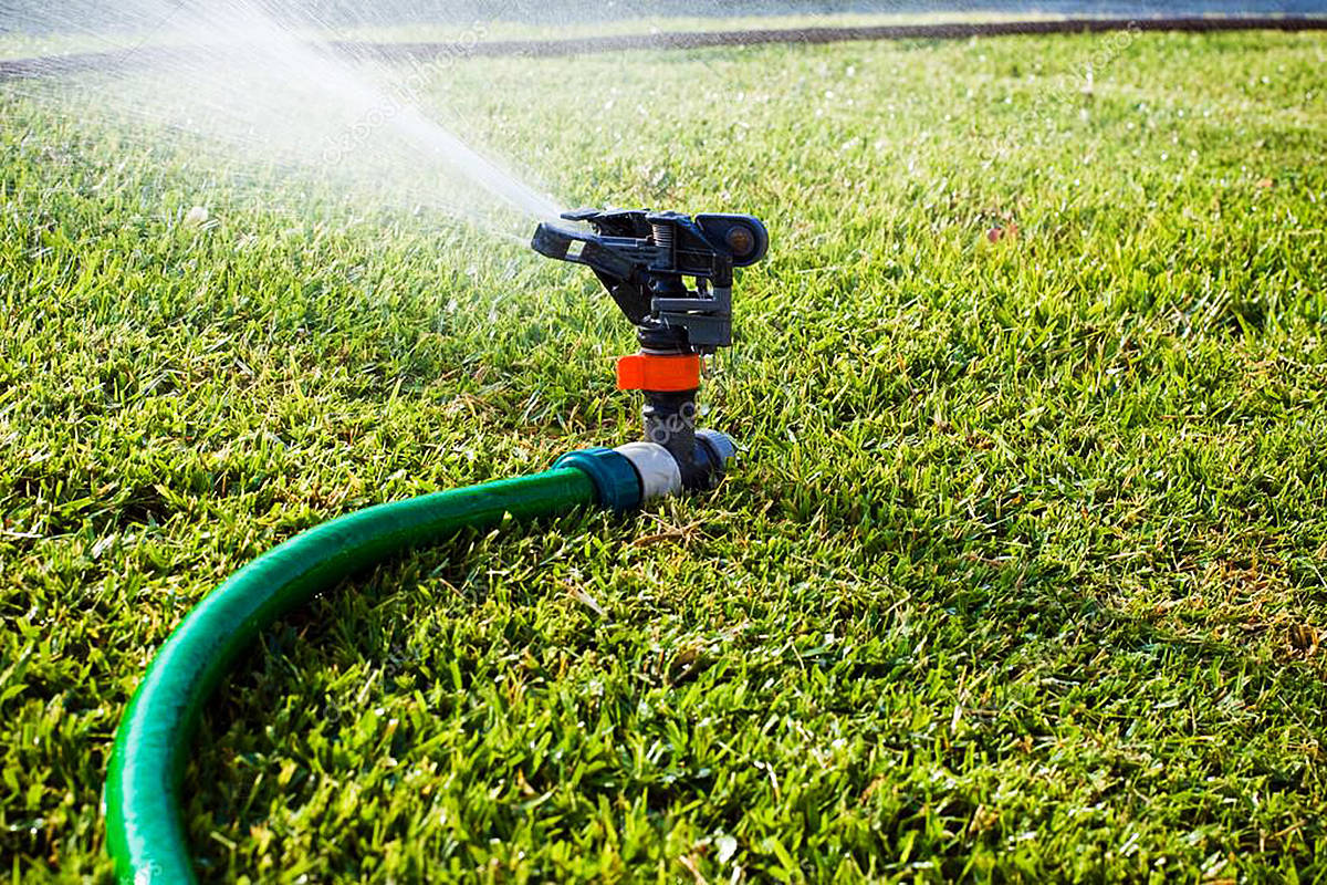 Lawn-watering restrictions come into effect across Metro Vancouver starting May 1. (Black Press Media files)