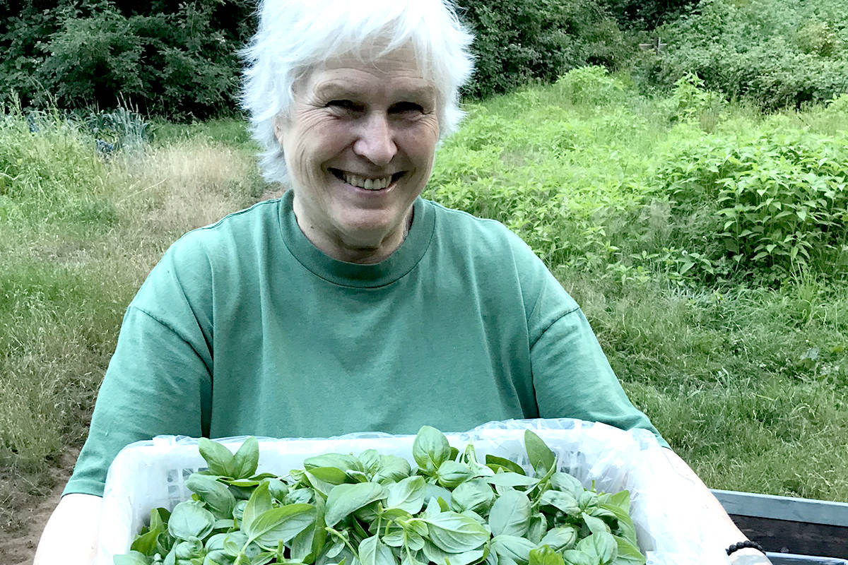 Susan Davidson is a farmer and has been a resident of the collective since 1980. (Special to The Star)
