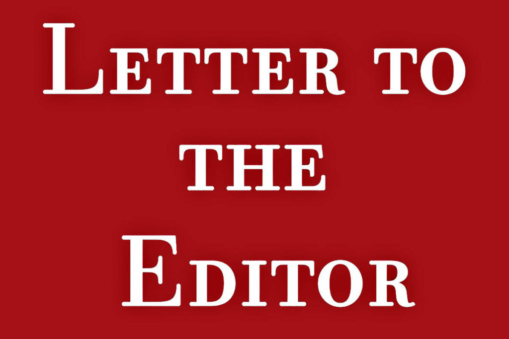 Have an opinion you'd like to share? Submit letters to the editor through our website, via email or the postal service. (Black Press Media file)