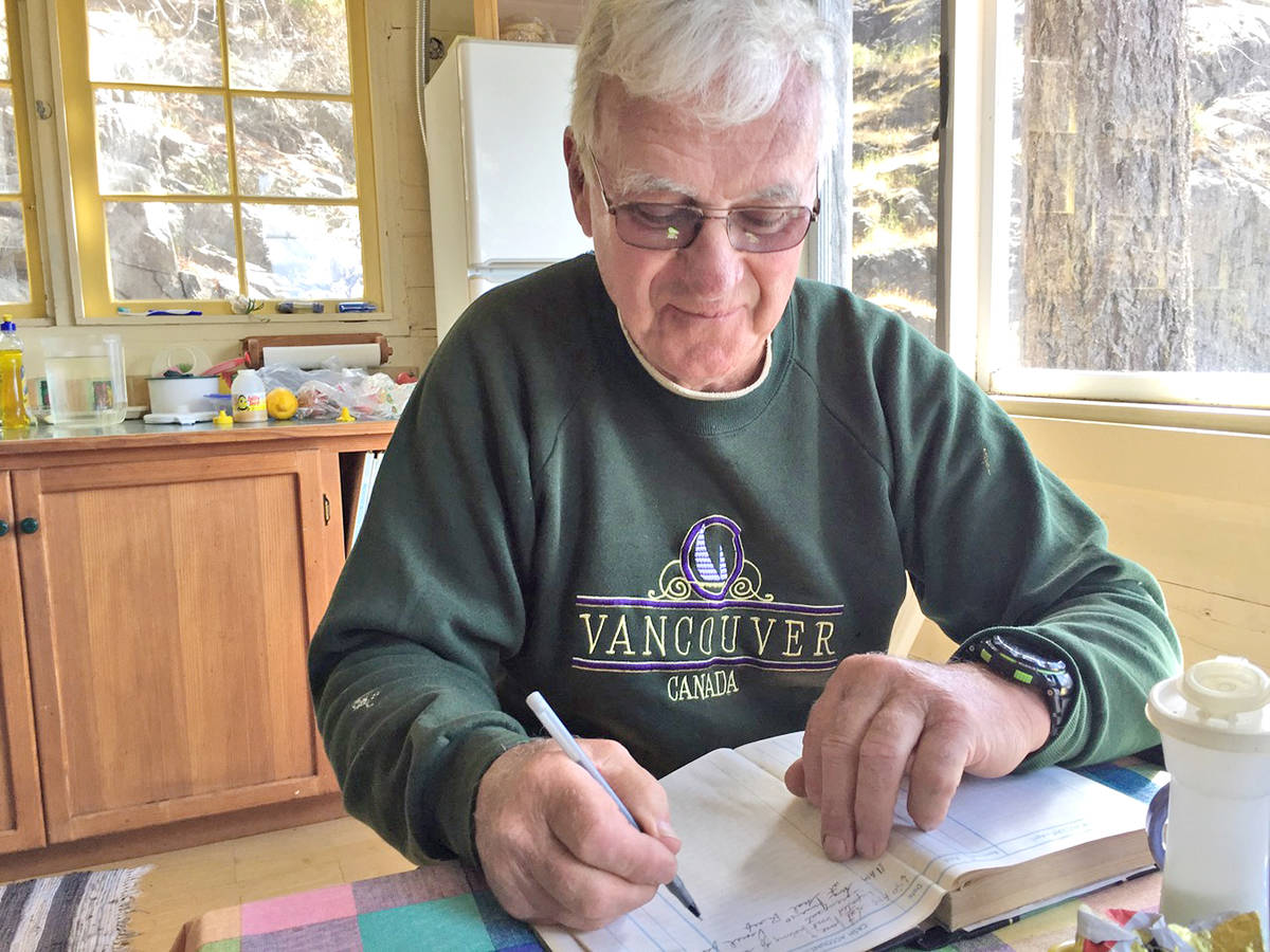 Langley resident Larri Woodrow was named winner of the BC Wildlife Federation's prestigious Barsby Award for Conservationist of the Year. (Special to Langley Advance Times)